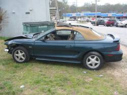 1995 Ford Mustang 5.0 AOD E - Green - Image 1