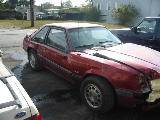 1990 Ford Mustang 5.0 Automatic - Red - Image 3