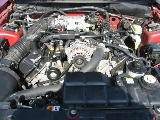 2001 Ford Mustang 4.6 AOD-E- Red & Black - Image 4