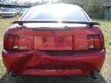 2001 Ford Mustang 4.6 AOD-E- Red & Black - Image 5