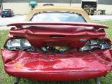1995 Ford Mustang 5.0 T-5 5-Speed - Red - Image 5