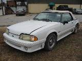 1990 Ford Mustang GT 5.0 Automatic - White/white - Image 2
