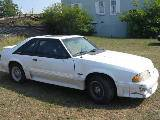 1990 Ford Mustang 5.0 5 Speed - White - Image 2