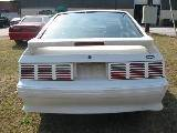 1990 Ford Mustang 5.0 5 Speed - White - Image 3
