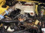 1995 Ford Mustang 5.0 -Cobra Intake 5-Speed - Yellow - Image 4