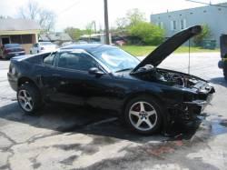2001 Ford Mustang 4.6 Daytona Intake 5-Speed 3650 - Black