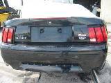 2001 Ford Mustang 4.6 Daytona Intake 5-Speed 3650 - Black - Image 5