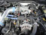 2001 Ford Mustang 4.6 AOD-E Automatic- White - Image 4