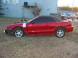 1995 Ford Mustang 5.0 5 Speed - Red - Image 2