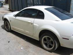 1999-2004 - Parts Cars - 2001 Ford Mustang 4.6 AODE Automatic- White