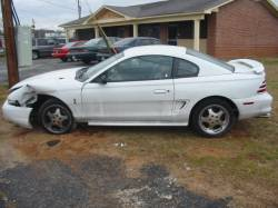 1994-1998 - Parts Cars - 1995 Ford Mustang 302 Cobra T-5 5-Speed - White