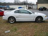 1995 Ford Mustang 302 Cobra T-5 5-Speed - White - Image 2