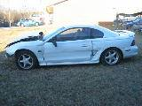 1995 Ford Mustang 5.0 Auto AOD-E - White - Image 2