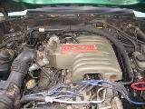 1990 Ford Mustang BLOWN Automatic - Green - Image 5