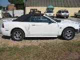 2001 Ford Mustang 4.6 T-3650 Five Speed- White - Image 2