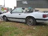 1990 Ford Mustang 5.0 HO Automatic - White - Image 2