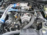 2001 Ford Mustang 4.6 T-3650 Five Speed- Blue - Image 4
