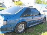 1990 Ford Mustang 5.0 5-Speed - Blue - Image 2