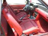 1990 Ford Mustang 5.0 5-Speed - Burgundy - Image 3