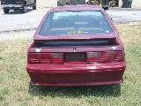 1990 Ford Mustang 5.0 5-Speed - Burgundy - Image 5
