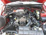2001 Ford Mustang 4.6 5 SPEED- RED - Image 3