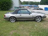 1990 Ford Mustang 5.0 Auto - Silver - Image 2