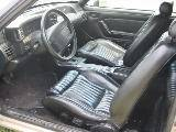 1990 Ford Mustang 5.0 Auto - Silver - Image 3
