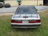 1990 Ford Mustang 5.0 Auto - Silver - Image 5