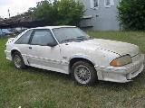 1990 Ford Mustang 5.0 5-Speed - White - Image 2