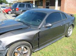 Parts Cars - 2002 Ford Mustang 4.6L SOHC 3650- Mineral Grey