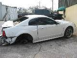 2002 Ford Mustang 4.6L SOHC 3650- White - Image 2