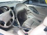 2002 Ford Mustang 4.6L SOHC 3650- White - Image 5