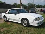 1990 Ford Mustang 5.0 Automatic - White - Image 2