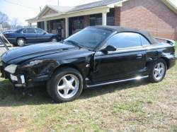 1995 Ford Mustang 5.0 HO Auto AOD-E - Black
