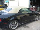 2002 Ford Mustang 4.6L SOHC Automatic- Black - Image 2