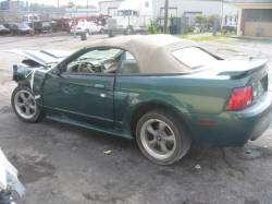 2002 Ford Mustang 4.6L SOHC Automatic- Green