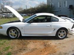 1995 Ford Mustang 5.0 Cobra Cobra T-5 - White