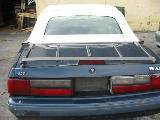 1990 Ford Mustang 5.0 Automatic - Blue - Image 5
