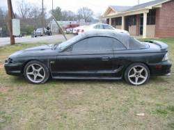 1995 Ford Mustang 5.0 5-Speed - Black - Image 1