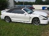 1995 Ford Mustang 5.0 HO 5-Speed T-5 - White - Image 2