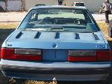 1990 Ford Mustang 2.3 4 Cyl 5-Speed - Blue - Image 5
