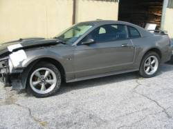 2002 Ford Mustang 4.6 5-Speed 3650- Mineral Gray