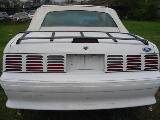 1990 Ford Mustang 5.0 HO Automatic AOD - White - Image 5