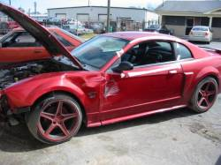 2002 Ford Mustang 4.6 3650- Red