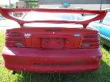 1995 Ford Mustang 6-Cyl AOD-E - Red - Image 5