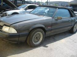 1990 Ford Mustang 5.0 HO AOD Automatic - Gray - Image 1