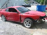 1995 Ford Mustang 5.0 5-Speed - Red - Image 2