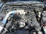 2002 Ford Mustang 4.6 AODE Automatic- Blue - Image 4