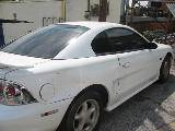 1995 Ford Mustang 5.0 Automatic - White - Image 2