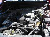 1995 Ford Mustang 5.0 Automatic-AODE - Red - Tan Top - Image 4